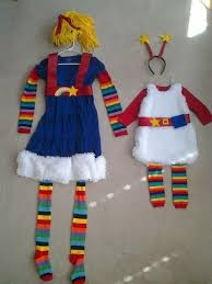 80s Kids Halloween Costumes 83 Rainbow Brite Shining Light Images