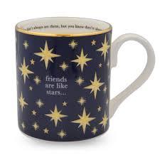 friend are like stars mug halcyon days