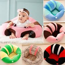 Chair For Baby To Sit Up 45cm 50cm Baby Support Seat Sit Up Soft Chair Cushion Sofa Plush