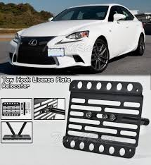 lexus convertible for sale new zealand for 14 up lexus is250 350 front tow hook license plate relocated