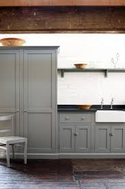 Dark Shaker Kitchen Cabinets Best 25 Shaker Kitchen Interior Ideas On Pinterest Shaker