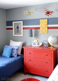 ohio state bedroom this is the new ohio state buckeyes bedroom i how to make three paint colors work in a room