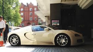 cream bugatti veyron grand sport youtube
