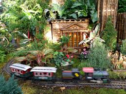 Train Show Botanical Garden by Nybg Holiday Train Show The Fiery Redhead Blog