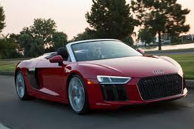 Audi R8 V10 - r8 v10 spyder audi newsroom