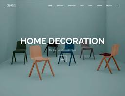 Selling Home Decor Online 13 Best Interior Design Wordpress Themes 2017