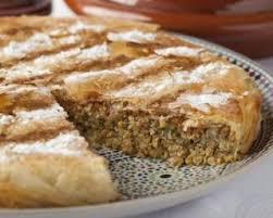 recette de cuisine viande recette de pastilla marocaine à la viande maigre hachée