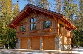 Chalet Homes by Sayler Owens Kerr Architecture Design Studio Priest Lake Chalet