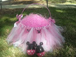 minnie mouse easter baskets a squared craft affairs minnie mouse easter basket