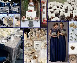 Winter Color Schemes by Winter Wedding Color Themes Image Collections Wedding Decoration