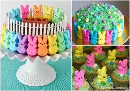 peeps decorations wonderful diy easter peep cake