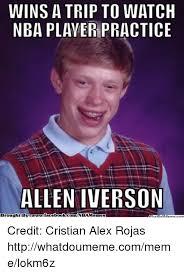 Allen Iverson Meme - 25 best memes about iverson iverson memes