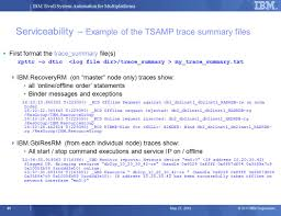 ibm tivoli system automation for multiplatforms v ppt download