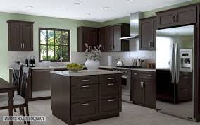 Dark Kitchen Designs Dark Kitchen Cabinets For Beautifying Kitchen Design Gallery