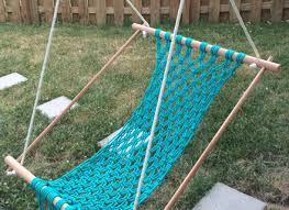 17 best images about macrame on pinterest swinging chair macrame
