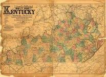 kentucky map kentucky antique maps and historical atlases historic map works