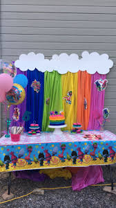 Birthday Table Decorations by Best 10 Birthday Party Tables Ideas On Pinterest 3rd Birthday