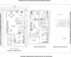 triplex house plans in hyderabad house plans