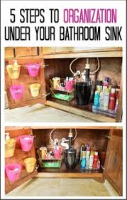 Bathroom Sink Organization Ideas Iheart Organizing Everything Under The Kitchen Sink Becoming