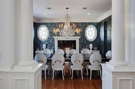 luxury dining room sets 126 custom luxury dining room interior designs