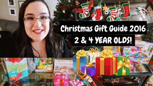 christmas gift stocking stuffer ideas 4 year old and 2 year old