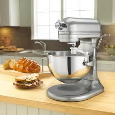 Kitchenaid 5 Quart Mixer by Kitchenaid Professional 5 Plus Series 5 Qt Stand Mixer Metallic