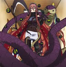witch craft works image ayaka possessed by medusa jpg witch craft works wiki
