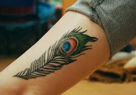 top 25 peacock designs tattoos com