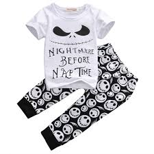 Halloween Baby Shirt Compare Prices On Skull Baby Clothing Online Shopping Buy Low