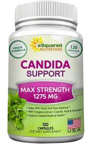 amazon com pure candida cleanse supplement 120 capsules