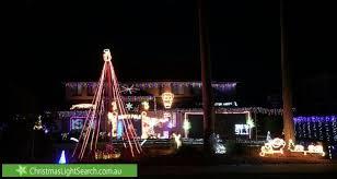 christmas light display synchronized to music lindfield christmas lights 22 bradfield road