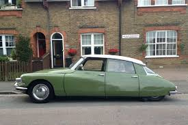 citroen classic ds sitting pretty 48 hours with a broken citroen ds motoring research