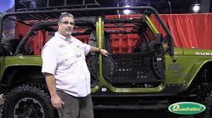 jeep body armor body armor 4x4 trail doors review youtube