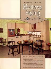 youngstown kitchens monterey cabinets retro renovation