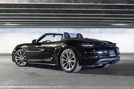 Porsche Boxster 718 - fabspeed deluxe bolt on tips for oem mufflers cayman boxster