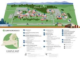 New Paltz Campus Map Suny College Map Image Gallery Brand New