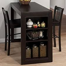 counter height table with storage amazon com jofran 810 48 maryland merlot counter height table with