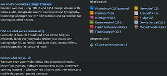 adobe creative suite 5 design standard adobe creative suite 5 5 software graphics and publishing