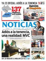formato de pago de tenencia en chispas 2015 noticias voz e imagen de chiapas edición 22 de diciembre de 2015