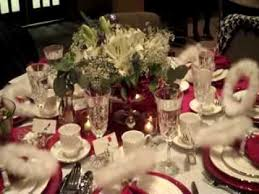 banquet table decorations photos table decorations 2009 0001 wmv youtube