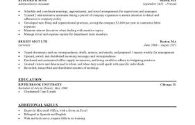 How To Set Up A Resume Resume En Resume Cosmetology Resume Samples 0 35 Image Expert