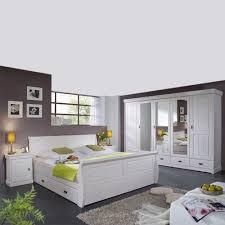 Schlafzimmer Komplett Schwebet Enschrank Massivholz Schlafzimmer Pigaro In Weiß Pharao24 De