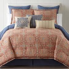 Jcpenney Bed Sets Jcpenney Home Adeline 4 Pc Bohemian Reversible Comforter Set