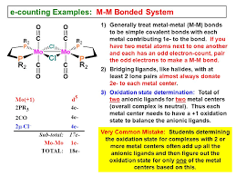 Electron Counting Organometallic Compounds Exles Chemistry Organometallic Chemistry Ppt