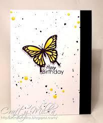 crafty milka happy birthday card jane u0027s doodles dt spotlight