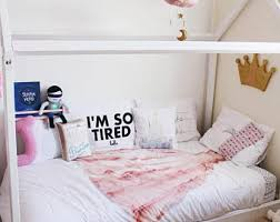 house bed frame etsy