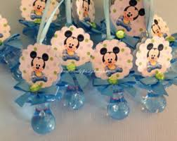 baby mickey baby shower baby mickey mouse baby shower pacifier necklace pacifier mickey