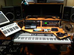 How To Build A Home Studio Desk by Music Production Desk Best Home Furniture Decoration