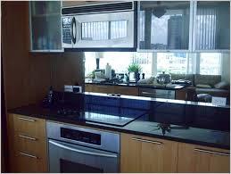 mirror kitchen backsplash kitchen design 20 photos best mirror mosaic kitchen backsplash