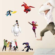 kids wall sticker cartoon character removable poster boys you can decorate your home without the trouble or expense of painting ideal for dry clean and smooth surfaces simply apply this decal to your wall to